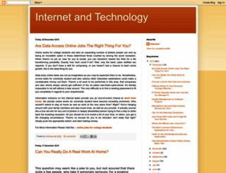 internet-technology-blog.blogspot.in screenshot
