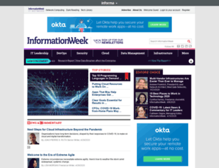 internetevolution.com screenshot
