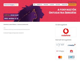internethungary.com screenshot