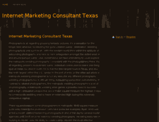 internetmarketingconsultanttexas.webs.com screenshot