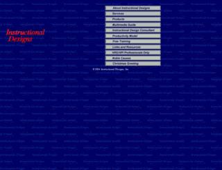 internetraining.com screenshot