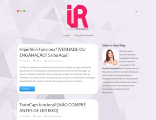 internetresponsavel.com.br screenshot
