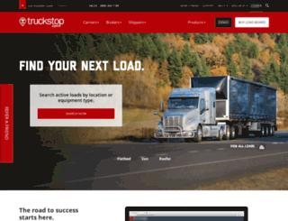 internettruckstop.com screenshot