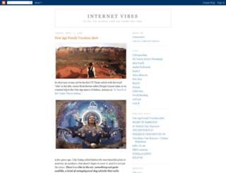 internetvibes.blogspot.com screenshot