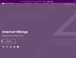 internetvikings.com screenshot