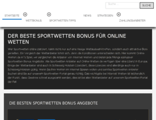 internetwetten.com screenshot