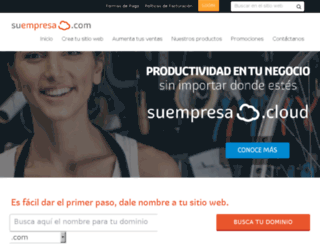 internetworks.com.mx screenshot
