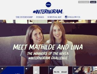 interngram.tumblr.com screenshot