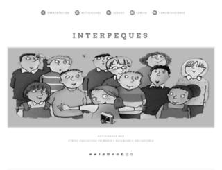 interpeques2.com screenshot