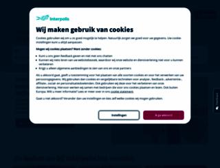 interpolis.nl screenshot