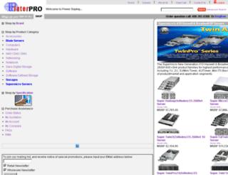 interpromicro.com screenshot
