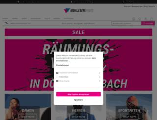 intersport-wohlleben.de screenshot
