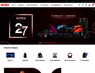 intextechnologies.com screenshot