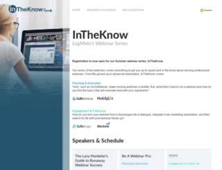 intheknow.events screenshot