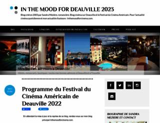 inthemoodfordeauville.com screenshot