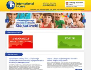 inthouse.pl screenshot