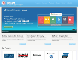 intikom.com screenshot