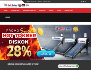 intisolar.com screenshot