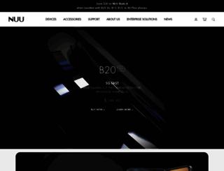 intl.nuumobile.com screenshot