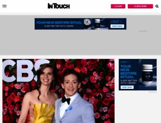 intouchweekly.com screenshot