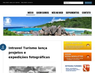 intravelturismo.wordpress.com screenshot