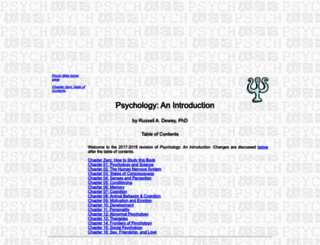 intropsych.com screenshot
