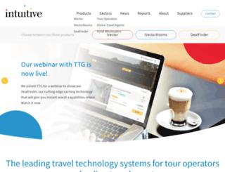 intuitivesystems.co.uk screenshot