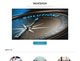 inukshuk.com screenshot
