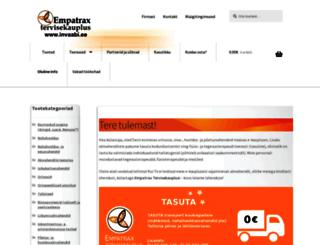 invaabi.ee screenshot