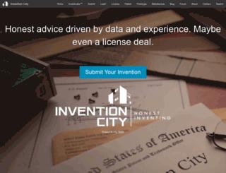 inventioncity.com screenshot