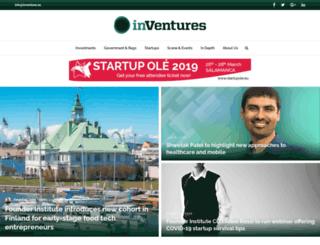 inventures.eu screenshot