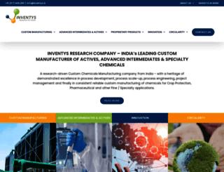 inventys.in screenshot