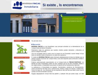 inversiafincas.es screenshot