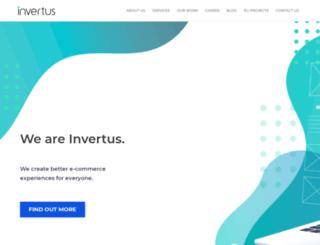invertus.eu screenshot