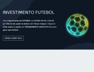 investimentofutebol.biz screenshot