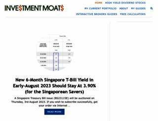 investmentmoats.com screenshot
