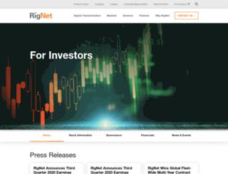 investor.rig.net screenshot