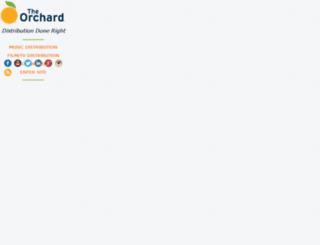 investor.theorchard.com screenshot
