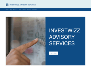 investwizz.com screenshot