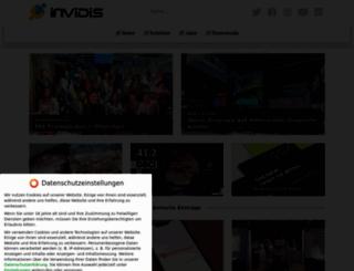 invidis.de screenshot