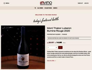 invino.com screenshot