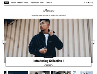inviscus.com screenshot