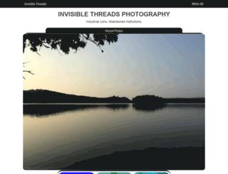 invisiblethreads.com screenshot