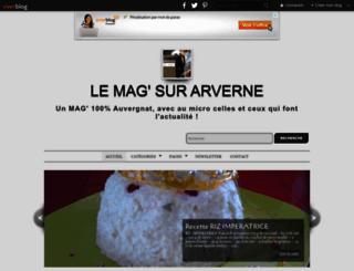 invitedujour.over-blog.fr screenshot