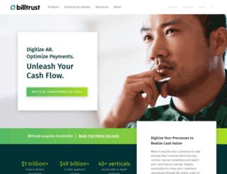 invoicecentral.com screenshot