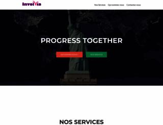 involvia.com screenshot
