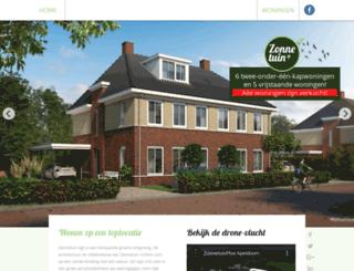 inzonnetuin.nl screenshot