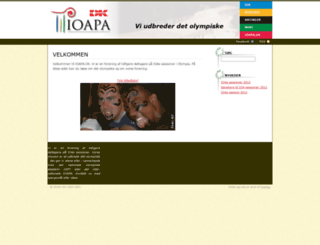 ioapa.dk screenshot