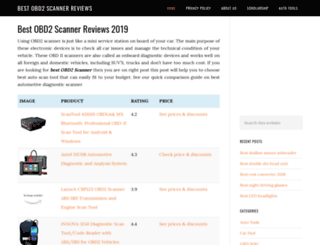 iobd2.org screenshot