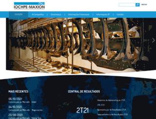 iochpe.com.br screenshot